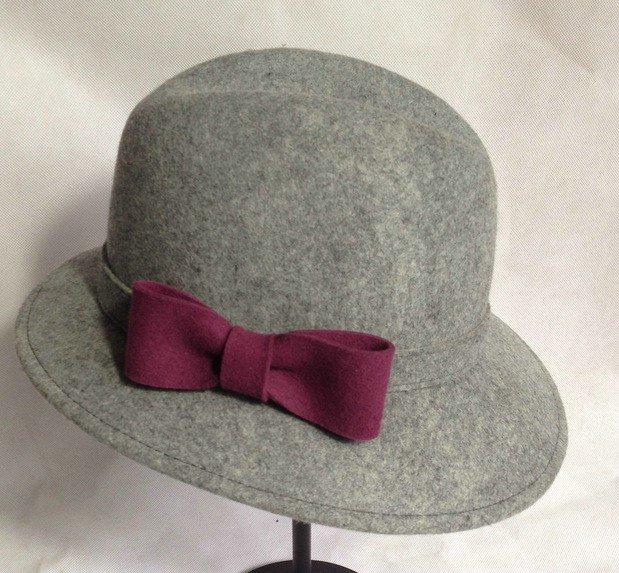 lady wool hat