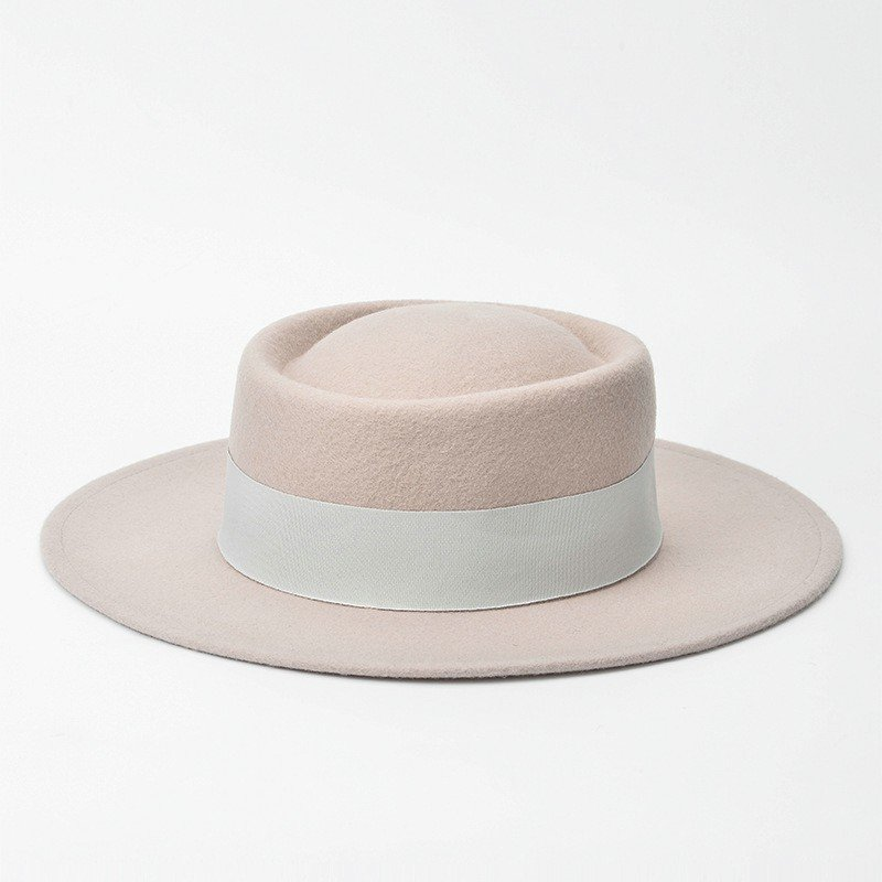 wool pork pie hat