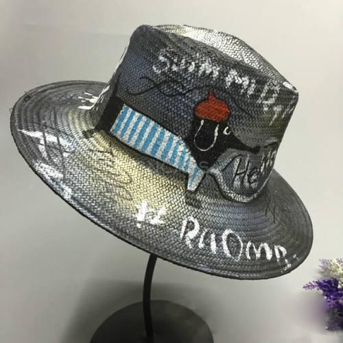 panama hat hand made