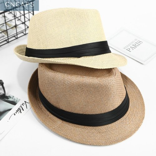 493451ea2f1ce Unisex wholesale fedora hat with Black band 3 Fold · Details · Floral Print  Tropical Fedora Hat