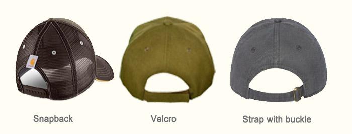 custom trucker cap fabric