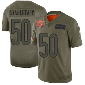Nike Bears #50 Mike Singletary Camo Men's Stitched wholesale Angels jersey official