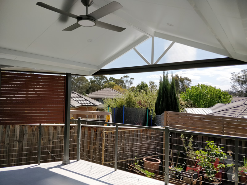 Enclosed Patios Images