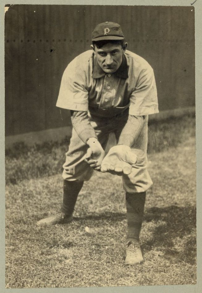 Honus Wagner in 1911