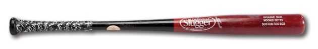 Mookie Betts baseball bat