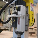 DMS 5 Axis CNC Router w/ HSD Spindle