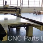 Motionmaster 3 axis CNC router C295