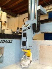 DMS 5 axis CNC router E380