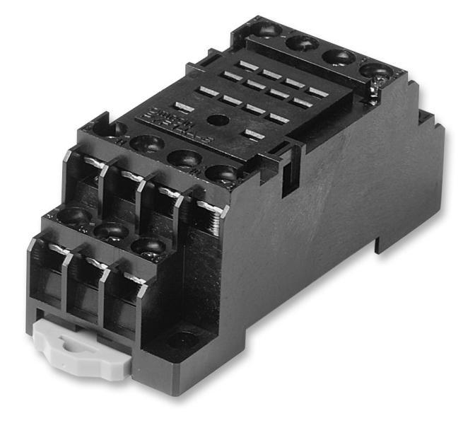Omron PYF14A-E power relay socket