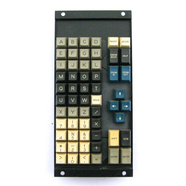 Allen-Bradley 8410 KYBS 90645-02 Blue Connector