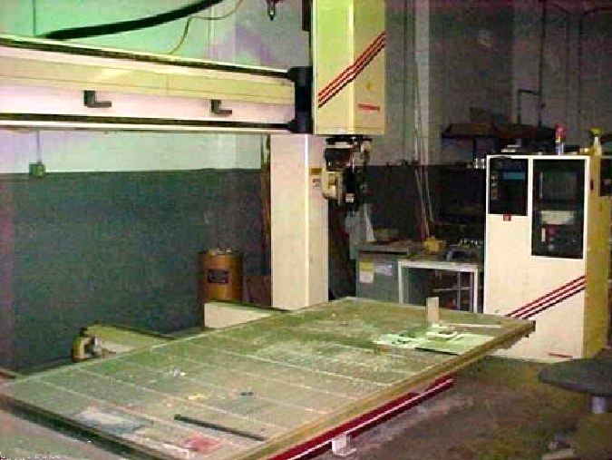 Thermwood 5 axis CNC router E445