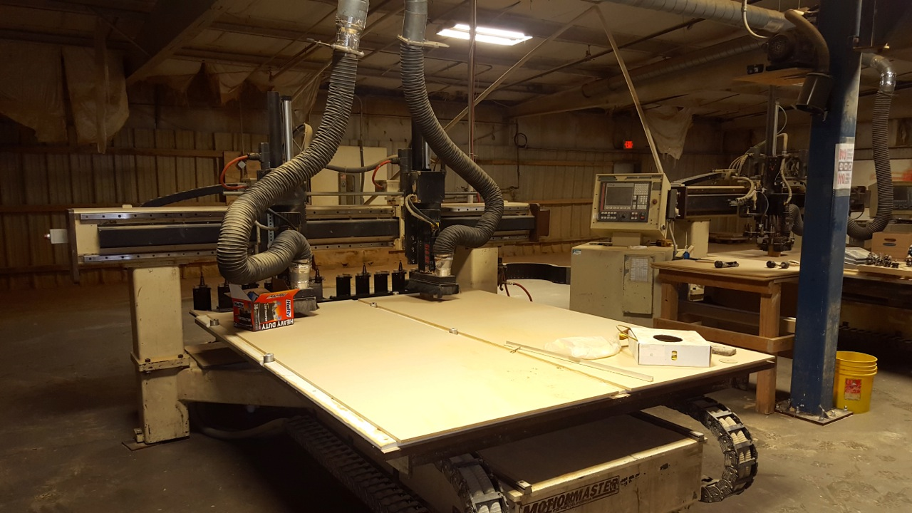 Motionmaster 3 Axis CNC Router C459