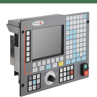 Fagor 8035 CNC