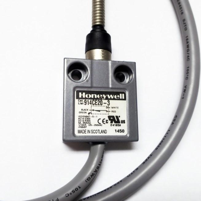Honeywell 914CE20-3
