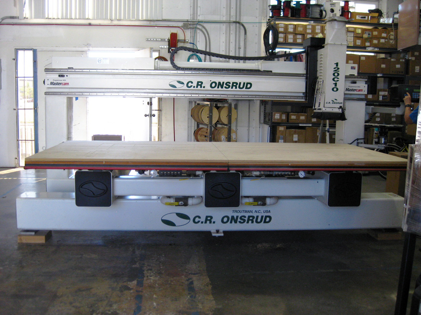 Onsrud 3 Axis CNC Router C532