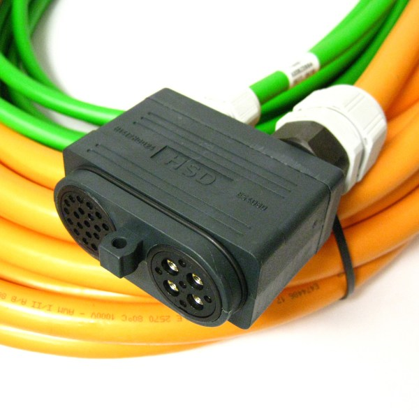 CNCPD HSD PS Cable 6336ZO663