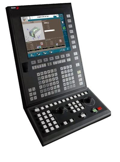 Fagor 8060-M CNC System