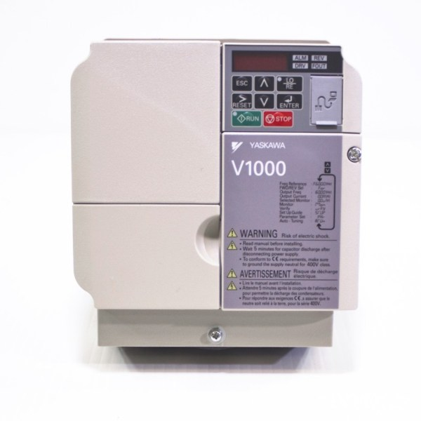 Yaskawa CIMR-VU4A0011FAA Microdrive