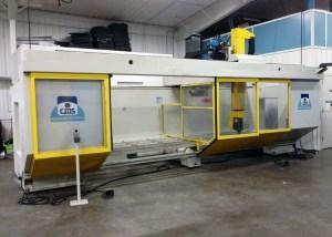 CMS 5 Axis CNC Machine E585
