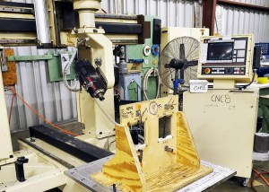 Motionmaster 5 Axis CNC Router E590