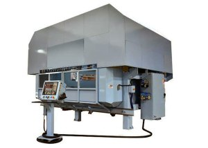 DMS 3 Axis Enclosed CNC Machine