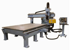 DMS 3 Axis Gantry CNC Machine