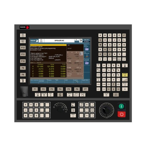 Fagor 8070 CNC