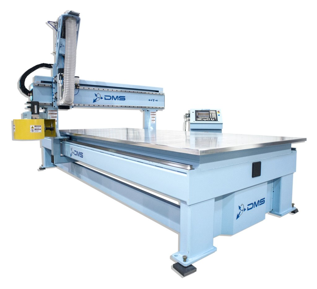 DMS 3 Axis D3 CNC Router