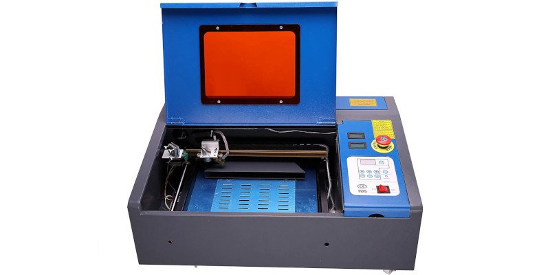 orion motor tech 40w laser cutter engraver