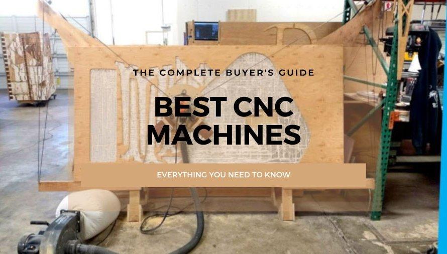 7 Best Cheap CNC Machines & Routers 2021