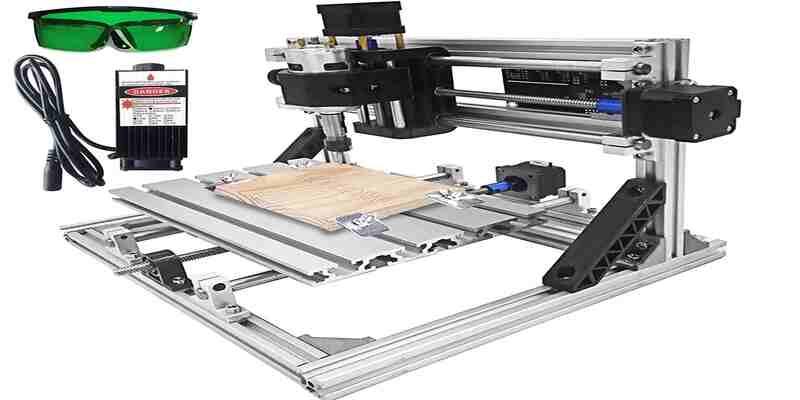 Vevor CNC 2418 3 Axis CNC machine