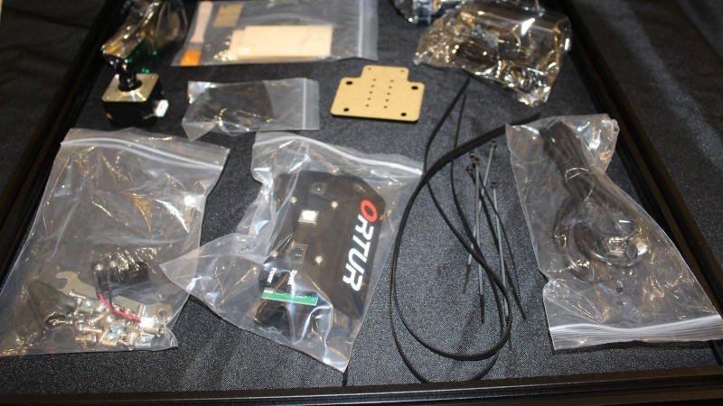 assembling ortur laser master 2