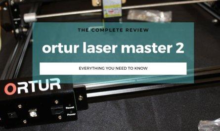ortur laser master 2 review