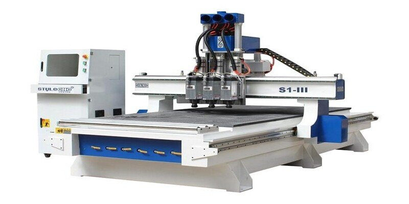3 axis CNC machine