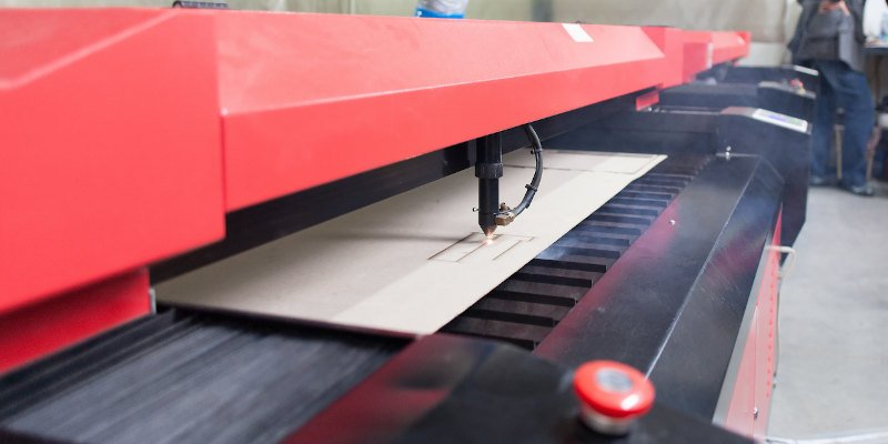 laser cutter prototyping