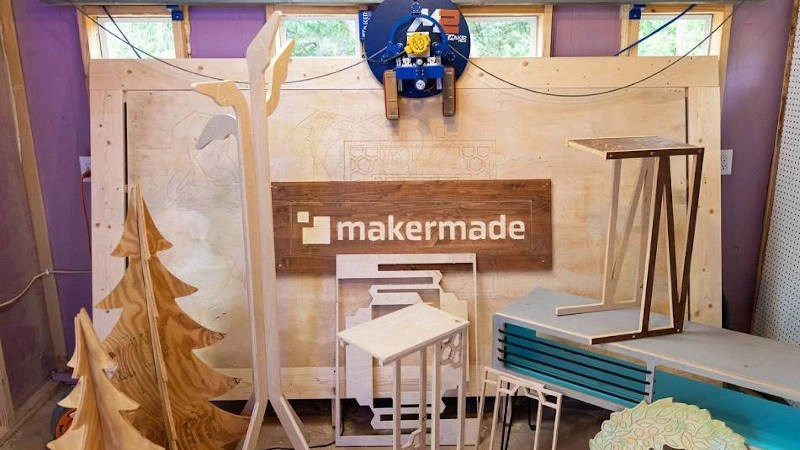 makermade m2 cnc kit