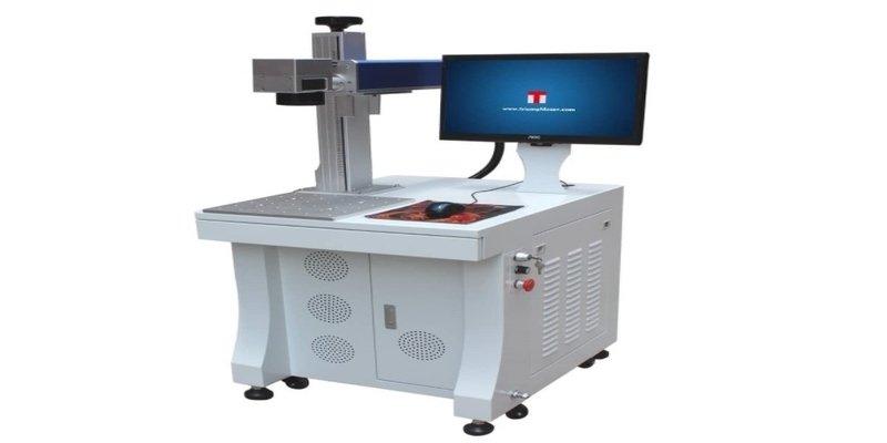 Triumph 30W fiber laser engraver