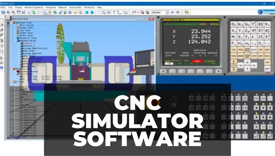 Top 9 Best CNC Simulator Software 2021 (Free & Paid)