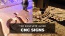 cnc signs signmaking