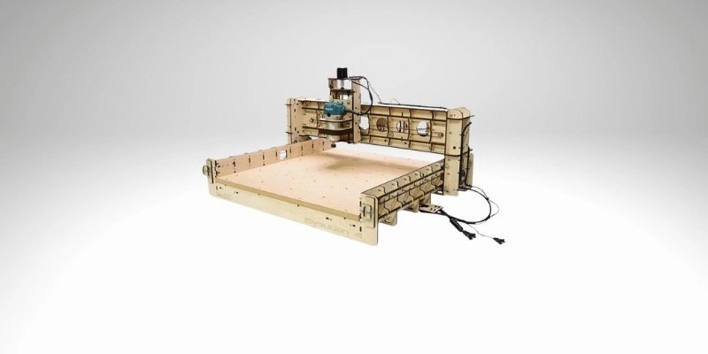 BobsCNC Evo 4 wood router