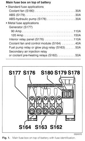 Coolant Preheater Hose Diagram 2000 Vw Beetle Turbo