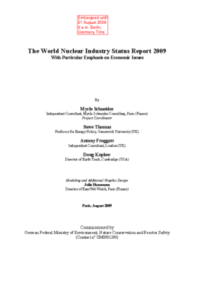 The-world-nuclear-industry-status-report