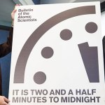 Doomsday Clock Statement - Timeline