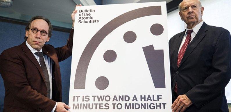 Doomsday Clock Statement – Timeline