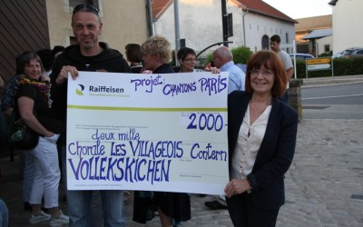Don « les Villageois »