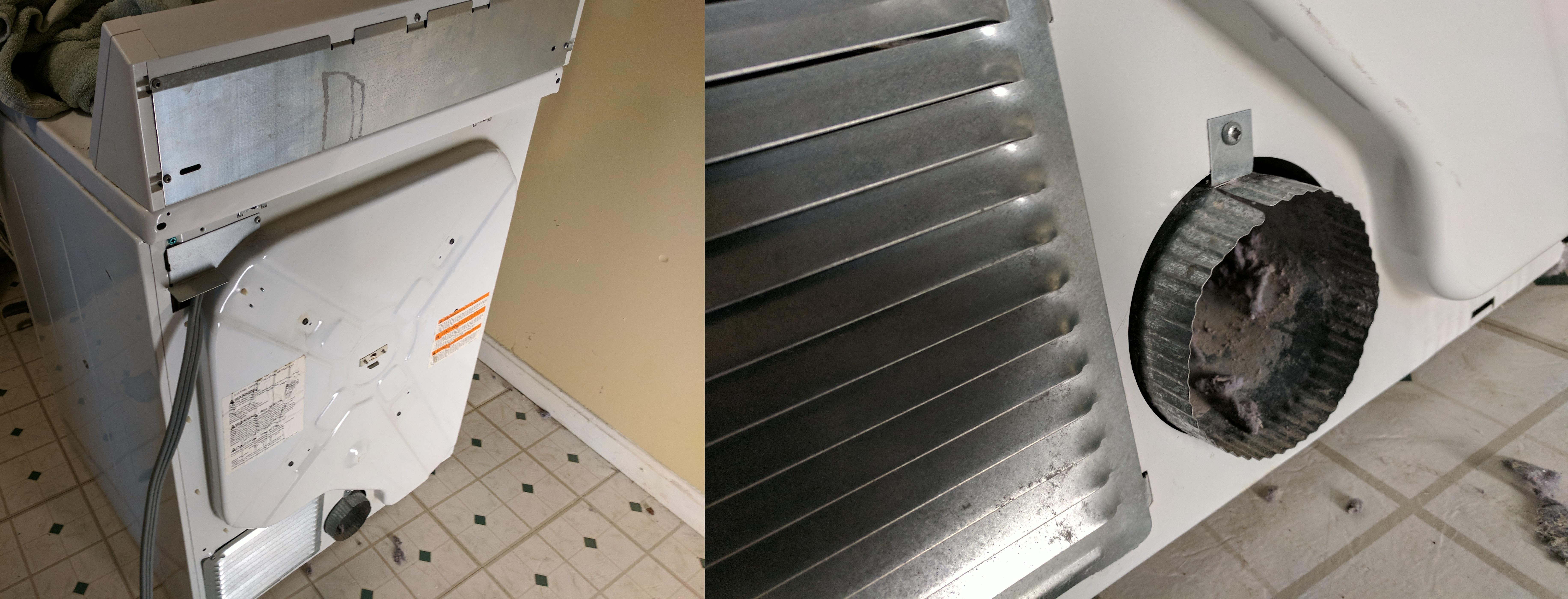 here s how to clean your dryer vent in