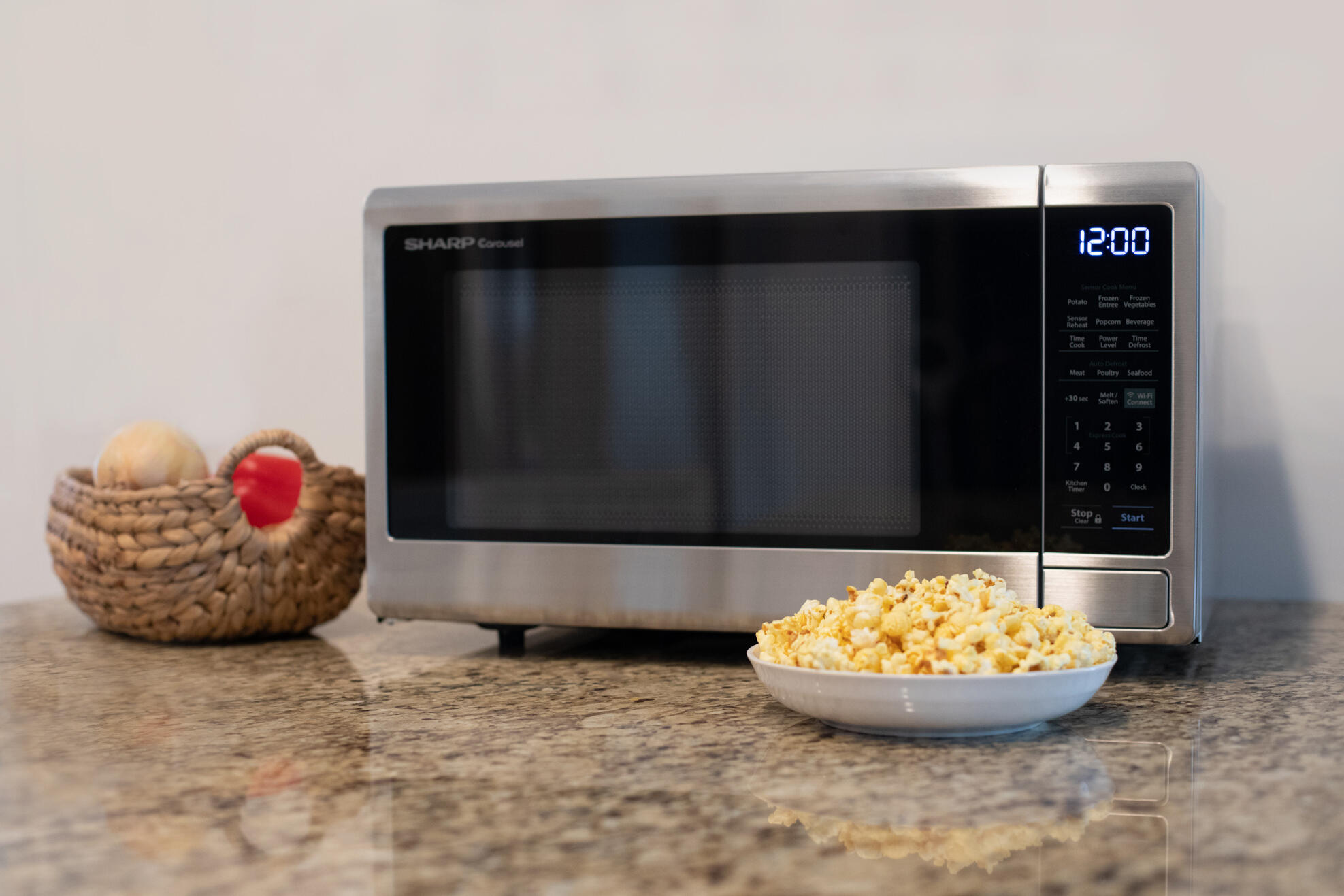 a new smart microwave adds more alexa