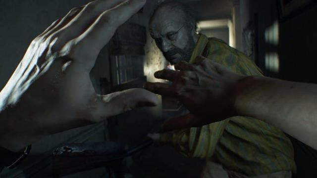 Resident Evil 7 is a 'touchstone' for upcoming movie reboot - CNET