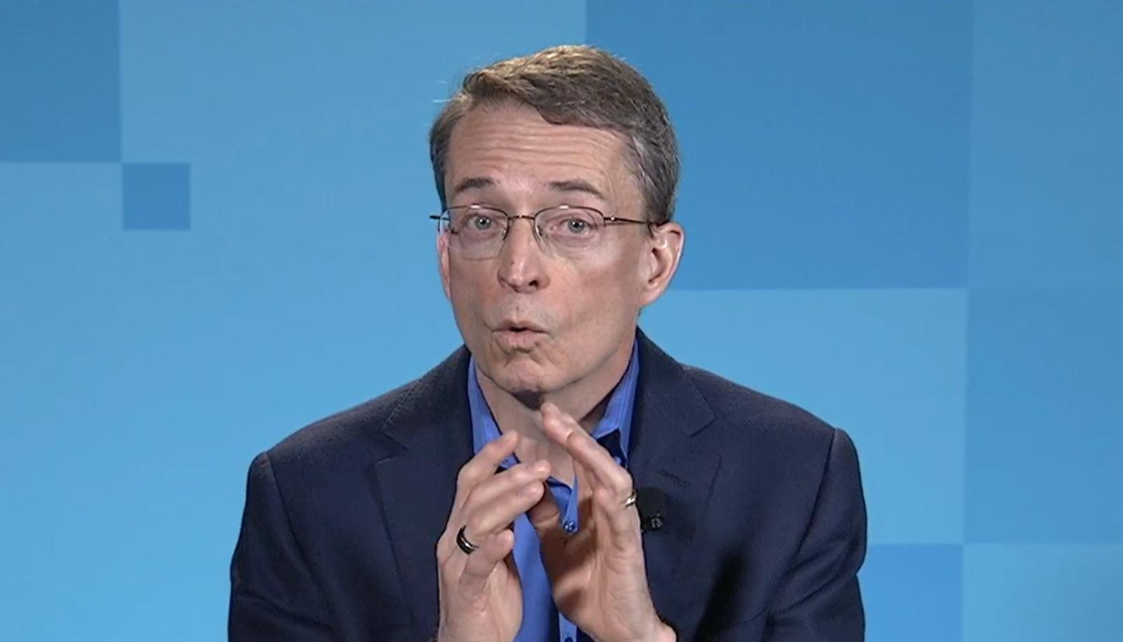 Intel CEO Pat Gelsinger announces Intel Foundry Services will build other companies' processors.