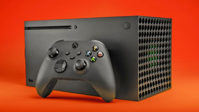 Xbox Series X / S and controller
